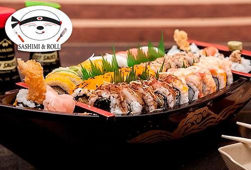 30 Bocados de Sushi + Entrada en Niza