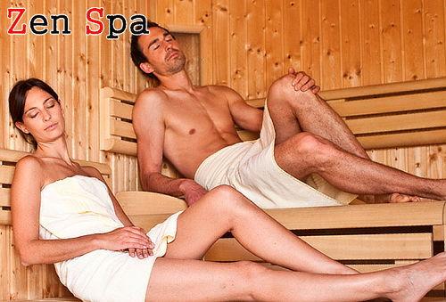 Spa en Pareja con Sauna, Baño Espumoso y Ducha Griega