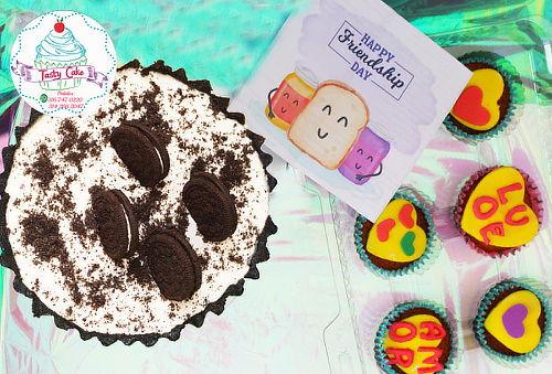Cheesecake + Adición a Elección a Domicilio