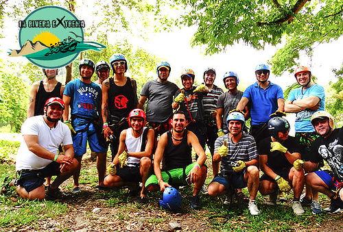 Caminata + Canopy + Caminata y Piscina en Útica
