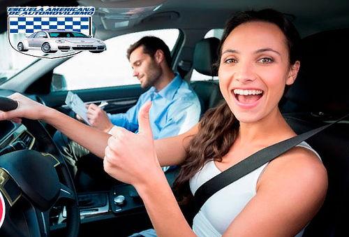 Curso de Conducción para Vehículo B1 y C1 + Examen Medico