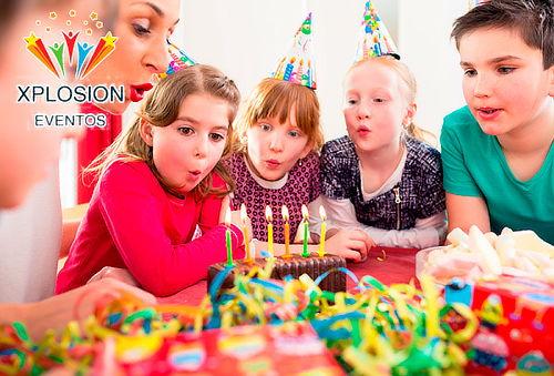 Fiesta Infantil para 25 Niños a Domicilio