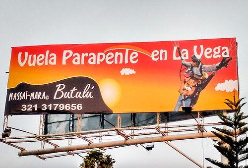 Vuelo en Parapente Nocturno + Vídeo En La Vega Cundinamarca