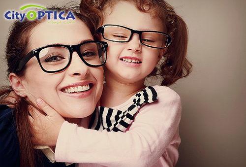 Examen de Optometria + Lentes CR39 con UV en la Castellana
