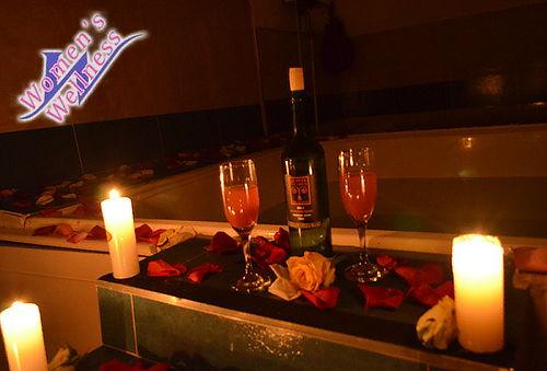 Spa Night Para 2 con Jacuzzi + Fuente de Chocolate  Cedritos