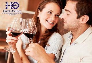 Noche Romántica para Dos en Hotel Obelisco