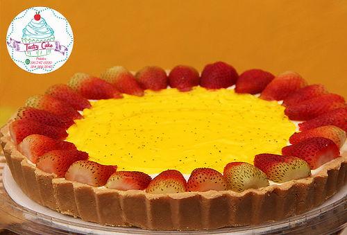 Cheesecake de 20 Porciones + Torta Personal a Domicilio