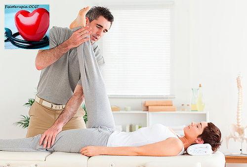 1 Hora de Fisioterapia a Domicilio