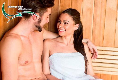 Spa en Pareja con Jacuzzi + Sauna Herbal en Calle 72