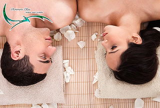 Spa en Pareja con Jacuzzi + Sauna Herbal en Calle 72