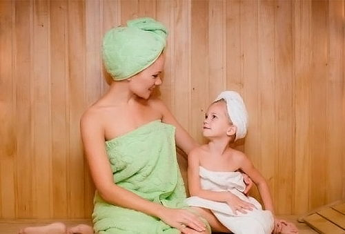 Spa Mamá e Hija con Sauna y Turco en Chia