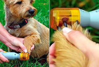 Lima Uñas Automático para Tu Mascota