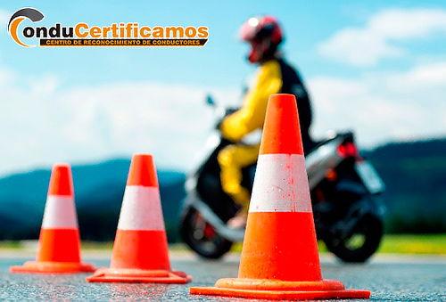 Certificado A2 + Curso Teórico Practico para Moto