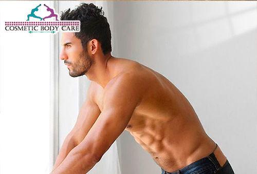 50 Sesiones Marcación y Reducción de Abdomen para Hombres