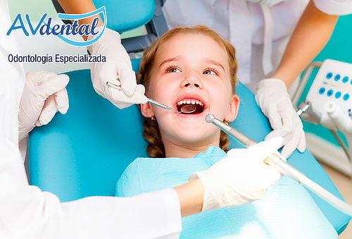 Limpieza Dental y Fluorización en Niños