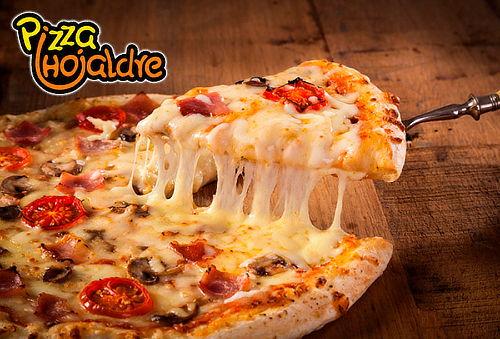 2 x 1 en Pizza Personal 4 Porciones + Gaseosas en Cedritos