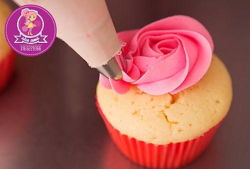 Curso De Elaboración de Cupcakes y Decoración