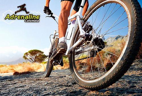 Ciclo Paseo en el Desierto Tatacoita + Trekking  y Almuerzo