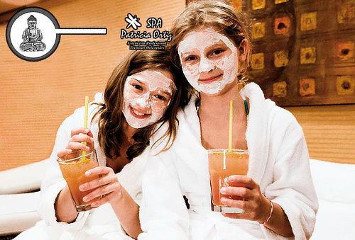 Spa para 2 Niñas o 2 Niños con Chocolaterapia en Cedritos
