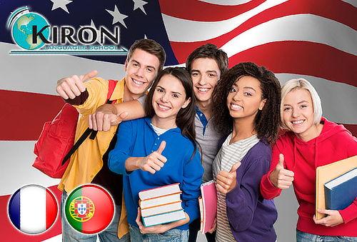 1 Mes de Inglés, Francés o Portugués para Niños