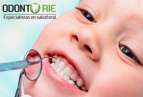 Limpieza Dental + Fluorización en Niños Sede Caracas