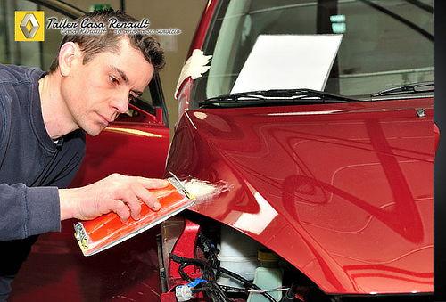 Arreglo de Rayones Leves para Tu Auto en Teusaquillo