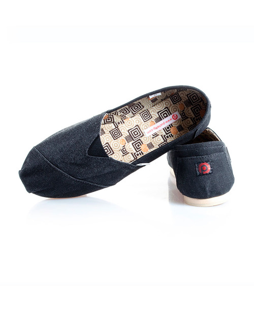 OUTLET - Canvas Puchetty Negro - Hombre 41