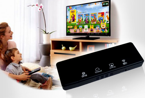 OUTLET - Memoria Para Televisor Formato Hd Nihao Ipush Tv
