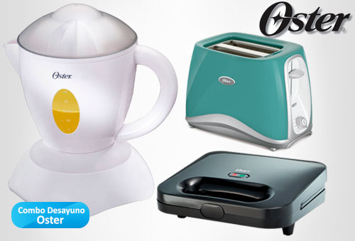 OUTLET - Combo Oster® Desayuno