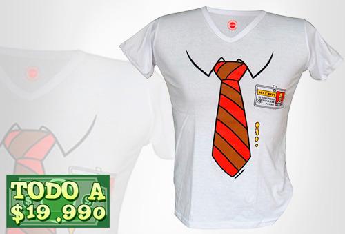 OUTLET - Camiseta Hombre Foto 1/S