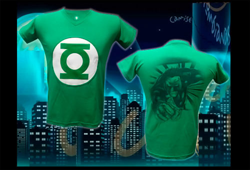 OUTLET - Camisetas Super Heroes