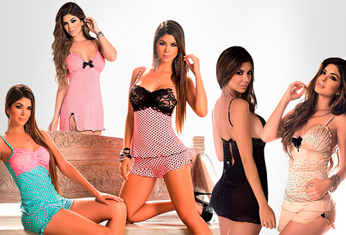 OUTLET - Pijamas Cuponatic Sexys Imagen 4/M