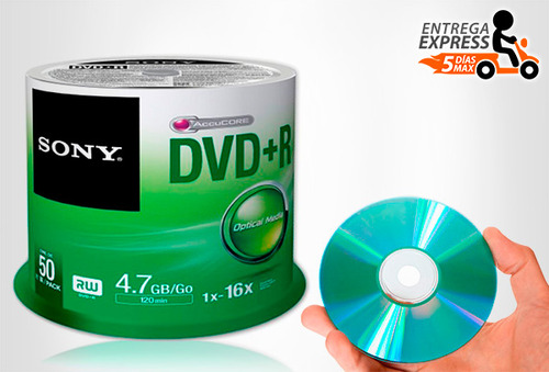 OUTLET - Torre Sony 50 Dvd+r