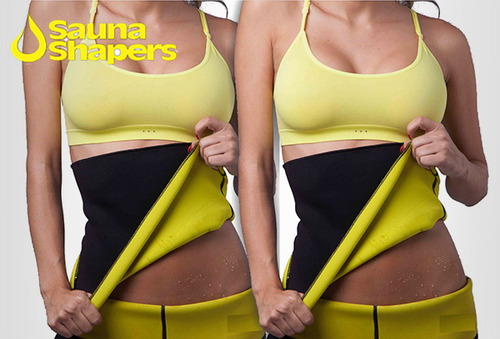 OUTLET - Cinturilla Shapers Sauna
