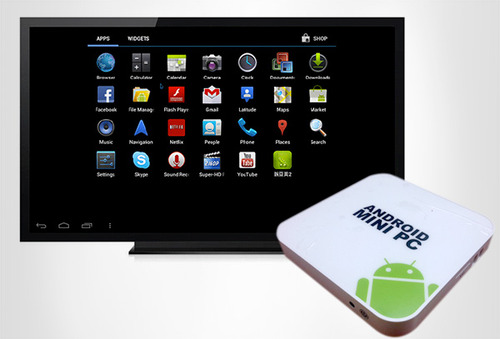 OUTLET - Android Tv MiniPc Con Air Control