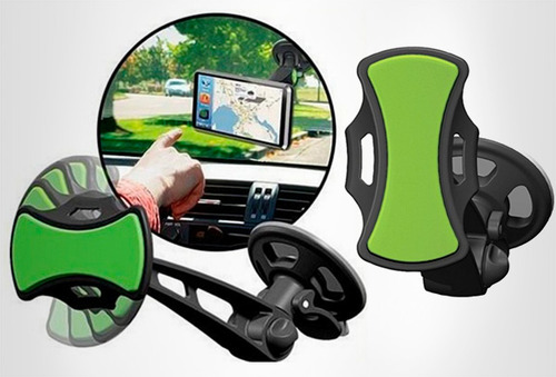 OUTLET - Soporte Universal GripGo360 Vehiculo