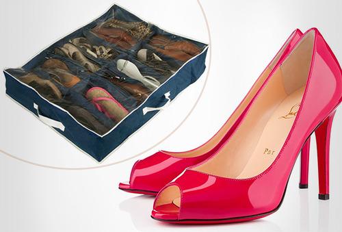 OUTLET - Organizador Zapatos Clipper