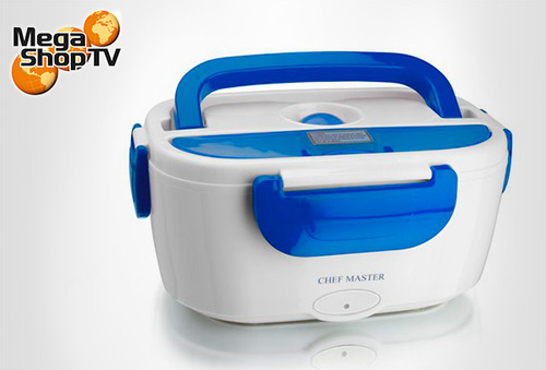 OUTLET - Lonchera LunchBox Electrica Azul