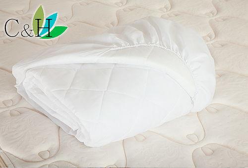 OUTLET - Protector De Colchon CreacionesCasaYHogar Impermeable Ajustable Protector de colchon impermeable ajustable semi- doble 120x190