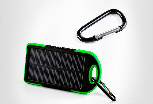 OUTLET - Power Bank Solar 5000 Mah