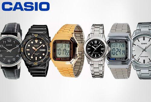 OUTLET - Reloj Casio Ref LTP_1215A_1A2