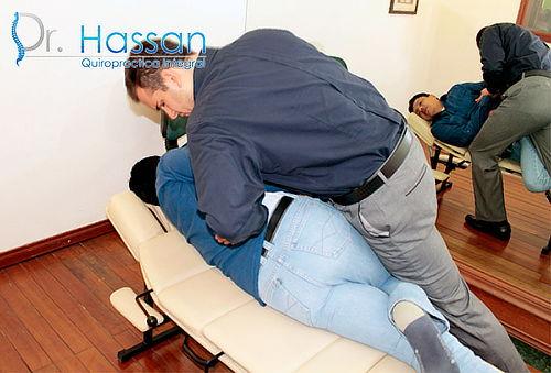 Ajuste Quiropractico + Masoterapia