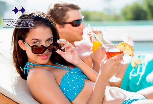 Tarde de Sol para 2 + Bebidas y Zonas Húmedas