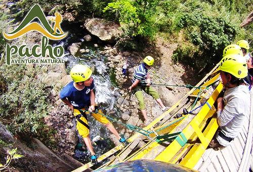 Plan Extremo + Camping + Fotos en Pacho