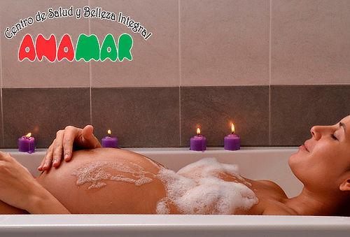 Spa VIP para Embarazadas + Jacuzzi en Modelia