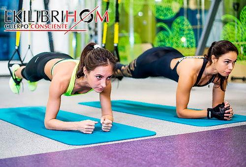 1 Mes ILIMITADO de TRX + Pilates + Yoga en Chapinero
