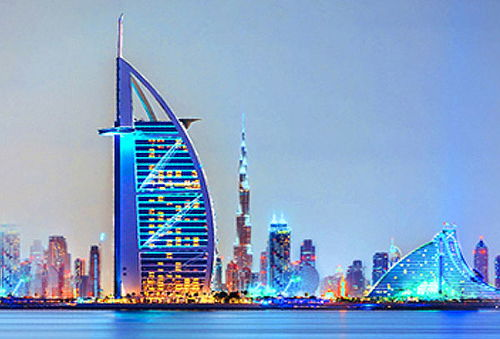 Esencias de Dubai - Emiratos