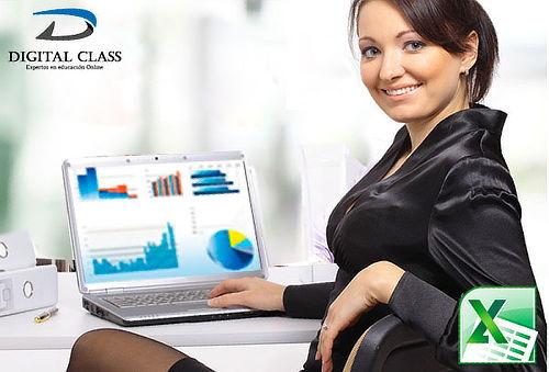 Curso Online de Excel Completo + Finanzas + Título