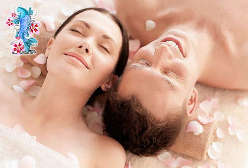 Spa Romántico para Dos con Masaje Relajante + Reflexología