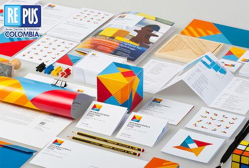 Desarrollo y Diseño Identidad Corporativa para Empresas